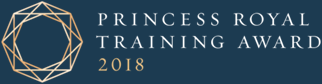 Princess Royal Training Award 2018